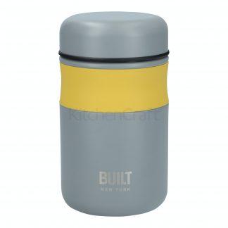 lancheira térmica marmita garrafa aço reutilizável sustentável built ny