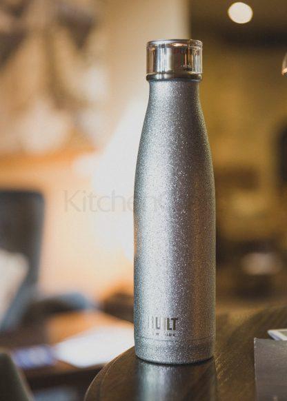 garrafa térmica built ny glitter