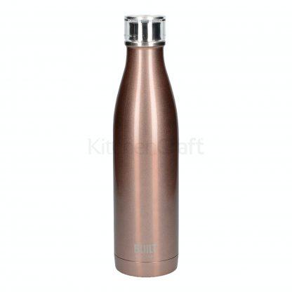 rose gold c000834 garrafa térmica built ny