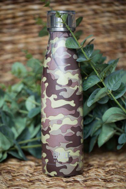 lancheira térmica marmita garrafa açolancheira térmica marmita garrafa aço built ny c000842 camuflado tropa