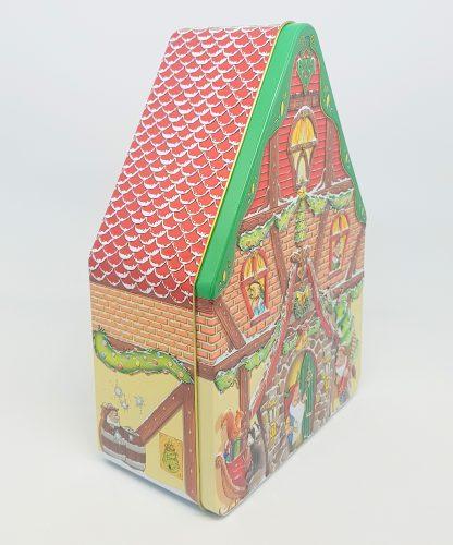 lata tin gnome house gnomos natal silver crane