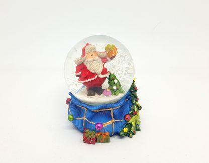 globo de neve natal pai natal rena rodolfo boneco de neve