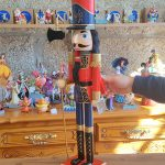 soldado nutcracker quebra-nozes natal