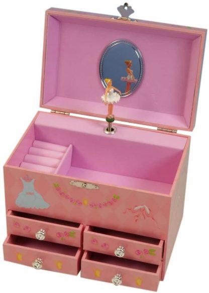 22129 caixa de música bailarina caixa de bailarina