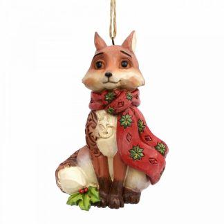 6006610 fox raposa jim shore heartwood creek natal