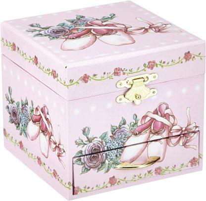 caixa de música bailarina caixa de bailarina 28055