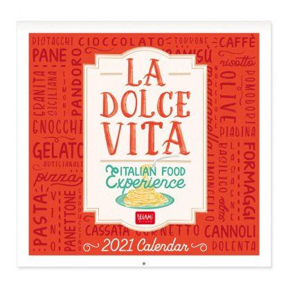 vcal21041 legami calendário la dolce vita