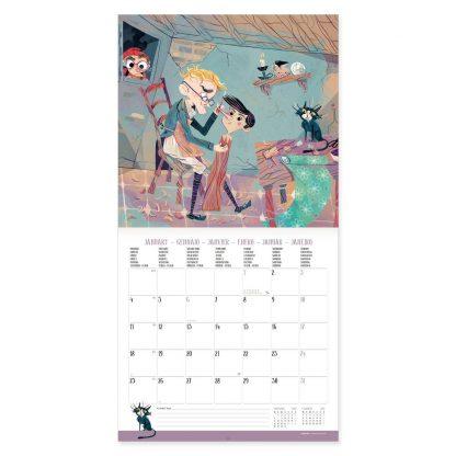 vcal21046 legami calendário