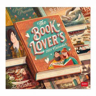 vcal21053 book lovers calendário