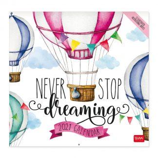 vcal21054 never stop dreaming legami aforismos