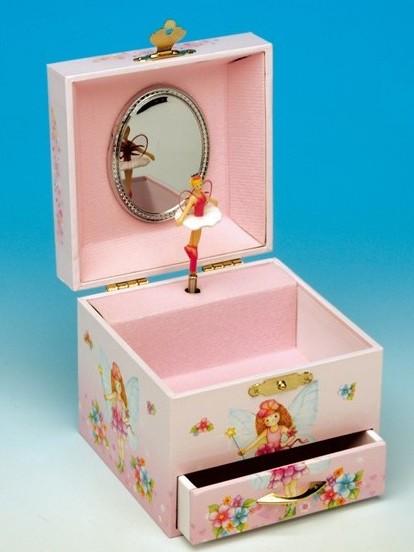 caixa de música bailarina caixa de bailarina fada 28025