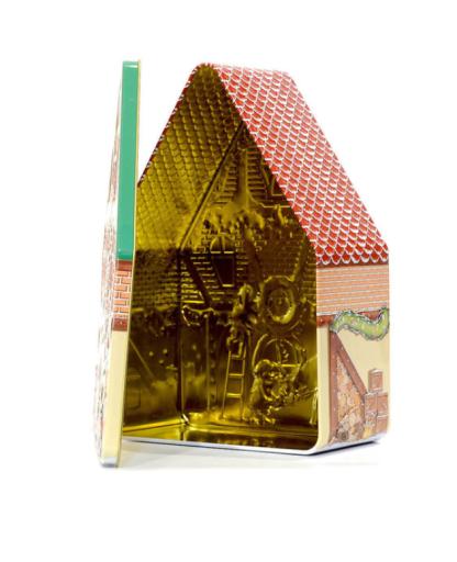 casa natal gnomos silver crane tin