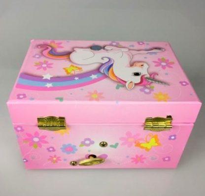 caixa de música bailarina caixa de bailarina unicórnio 28063