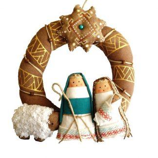 koza dereza coroa natal
