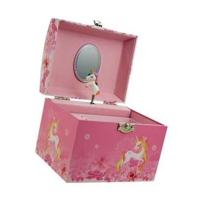 caixa de música bailarina caixa de bailarina unicórnio 22203