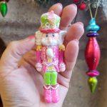 nutcracker pendente natal quebra nozes