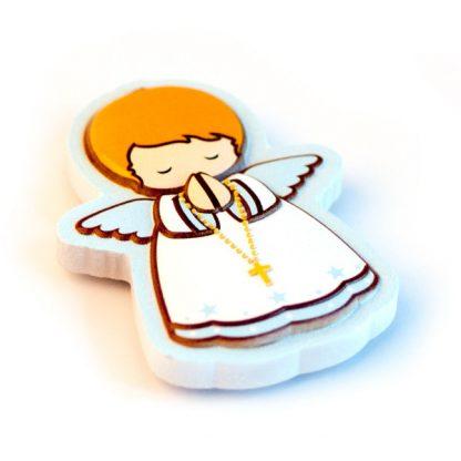 íman nossa senhora de fátima little drops of water anjo da guarda azul 18275