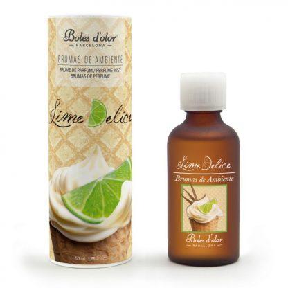 óleo aroma lima délice boles d'olor 50ml