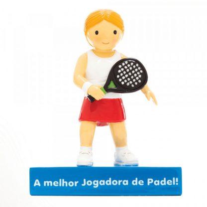 a Melhor Jogadora de Padel 18213 little drops of water
