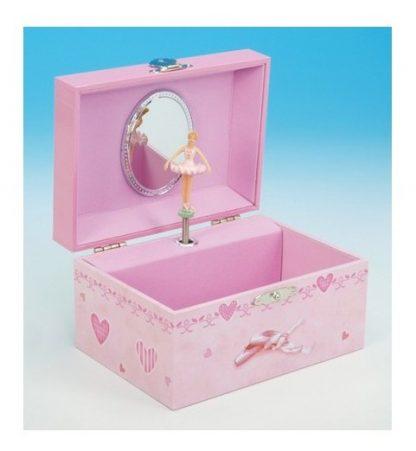 caixa de música bailarina
