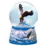 eeagle águia globo de neve