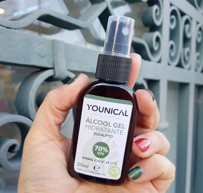 younical álcool gel