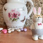 coelho da páscoa decoração