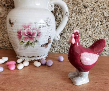 galinha decoração páscoa