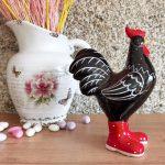 galinha decoração páscoa galo