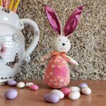 oelho da páscoa decoração