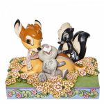 Childhood Friends - Bambi and Friends Figurine 6008318 disney traditions jim shore