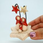 presépio nativity artesanato rita macedo cerâmica sagrada família
