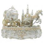 14279 wedding carriage carruagem cavalos casamento marcha nupcial caixa de música