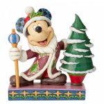 6002831 mickey saint jolly disney traditions mickey pai natal