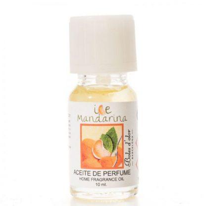 Ice Mandarina - Aceite de Perfume 10 ml. 0600349 ice mandarina difusor queimador