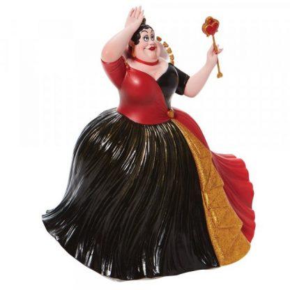 Queen of Hearts Couture de Force Figurine 6008695 alice in wonderland rainha de copas dama de copas disney showcase collection 6008695