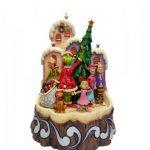 Grinch Craved by Heart Figurine - The Grinch by Jim Shore 6008890