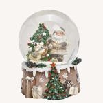 globo de neve natal 2021 trenó pai natal conto de fadas anjo da guarda anjinho nutcracker
