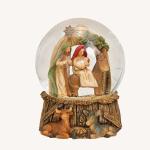 globo de neve natal 2021 trenó pai natal conto de fadas anjo da guarda anjinho nutcracker presépio