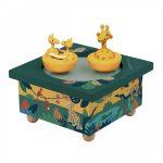 s95004 savannah caixa de música girafa