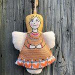 artesanato ucrânia natal anjo da guarda