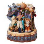 A Wondrous Place - Carved by Heart Figurine Aladdin 6008999 aladdin aladino jim shore disney traditions