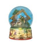 50044 globe crib globo de neve musical natal presépio
